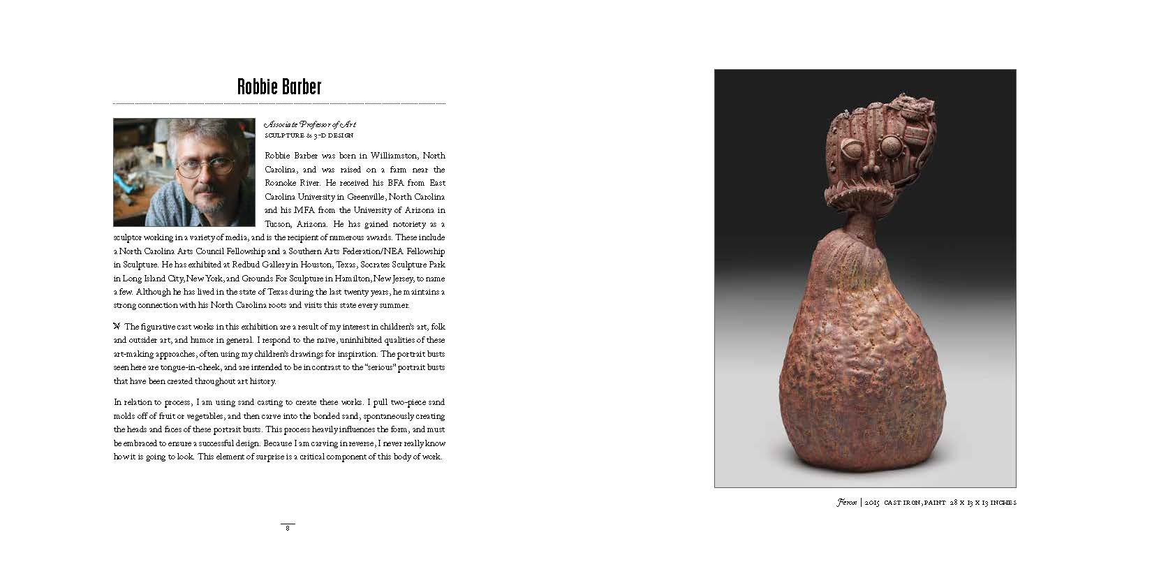 2016 Dept of Art Faculty Biennial Exhibition Catalog_Page_05