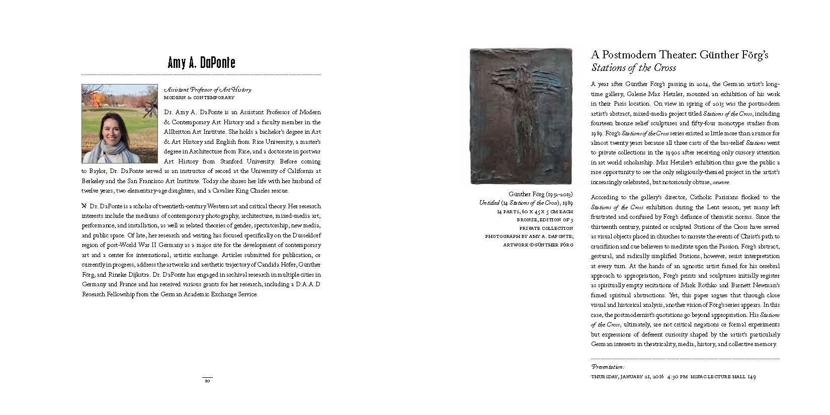 2016 Dept of Art Faculty Biennial Exhibition Catalog_Page_06