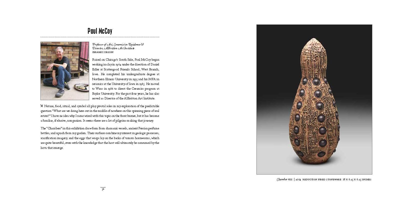 2016 Dept of Art Faculty Biennial Exhibition Catalog_Page_19