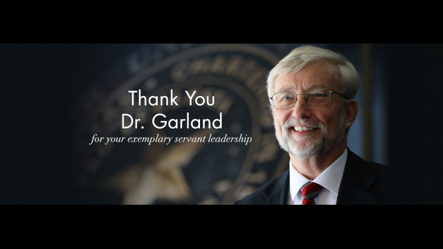 Dr. Garland Scholarship Fund