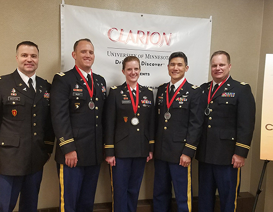 Army-Baylor Clarion
