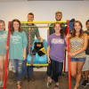 Baylor nursing, engineering students provide therapeutic swing