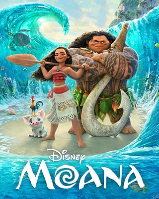 Family Movie Night Featuring Disney's Moana