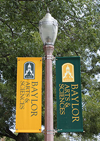 Arts & Sciences Banners