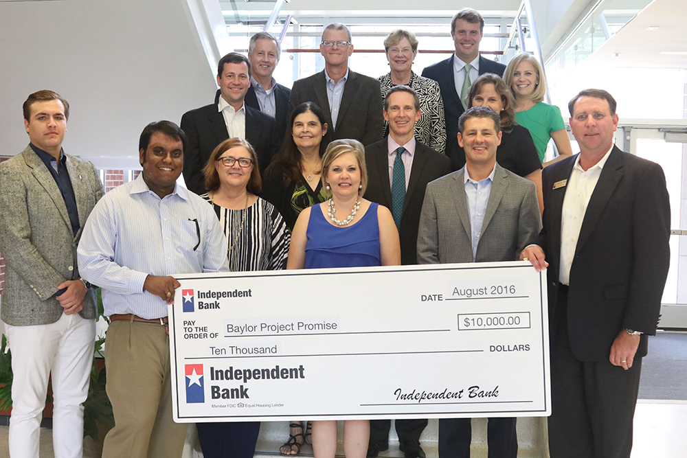 Independent Bank Grant