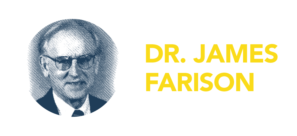 A Fond Farewell: Dr. James Farison