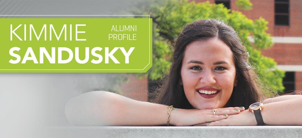 Questions & Answers-Alumni Kimmie Sandusky