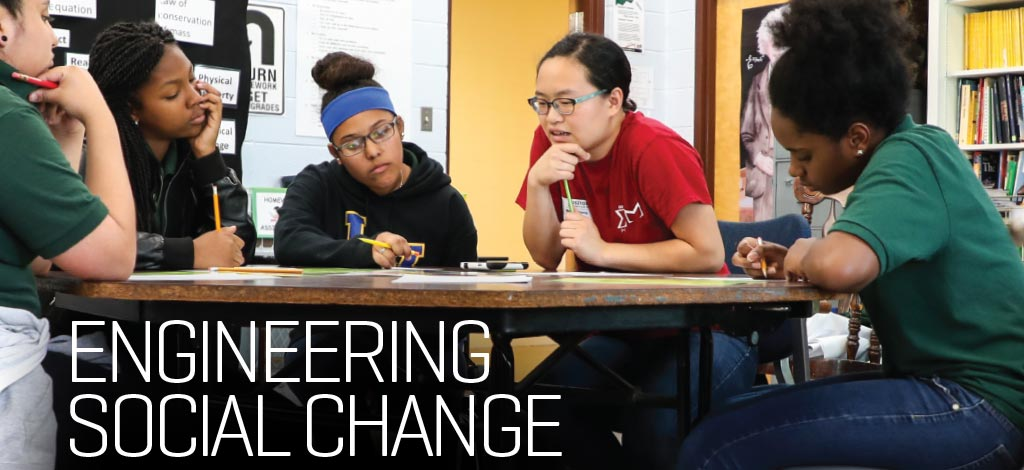 Engineering Social Change