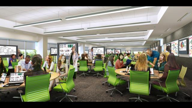 LHSON Rendering Classroom