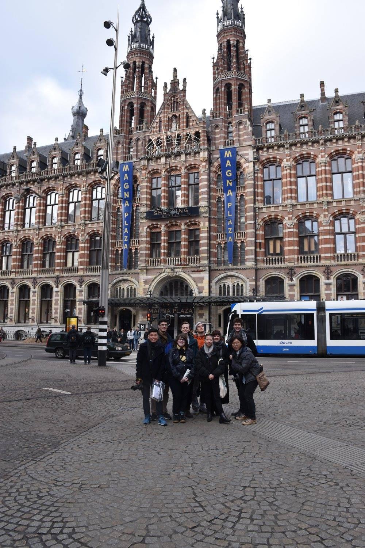 Amsterdam Spring 2017 1