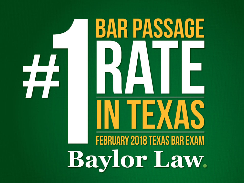 Baylor Law School Hosts 8th Annual Top Gun National Mock Trial Competition
