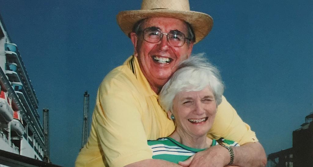 Bill and Avonnell Ballou