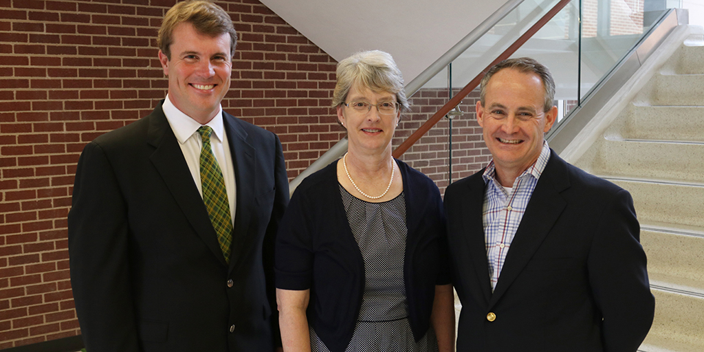 Don and Janette Carpenter with Dean Michael McLendon