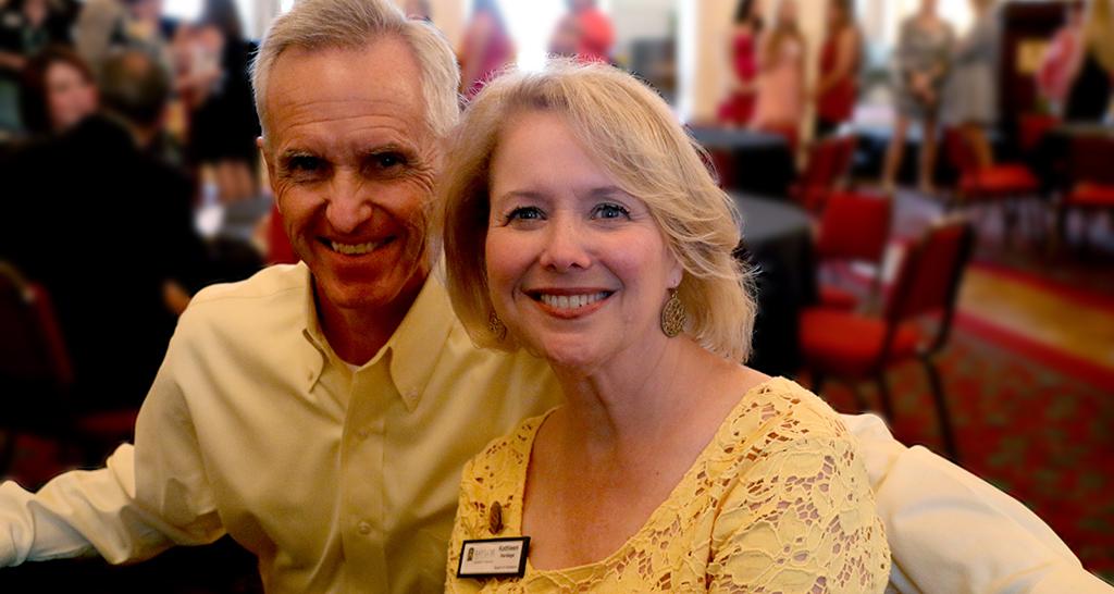 David and Kathleen Hardage