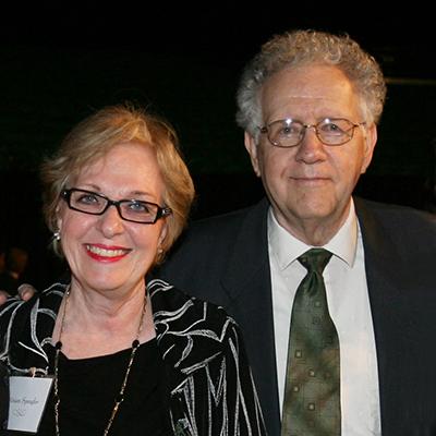 Miriam and Harold Spangler