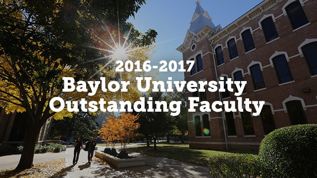 Outstanding Faculty 16-17 graphic
