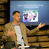 Dean delivers inaugural lecture for new Buckner missions series
