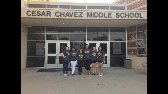 Freedom School Cesar Chavez
