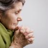 [Older and prayer]