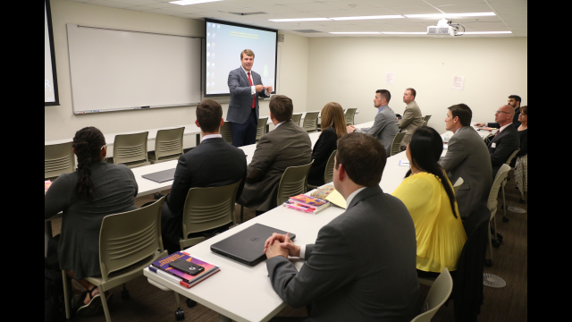 Baylor School of Education Launches Ed.D. in K-12 Leadership