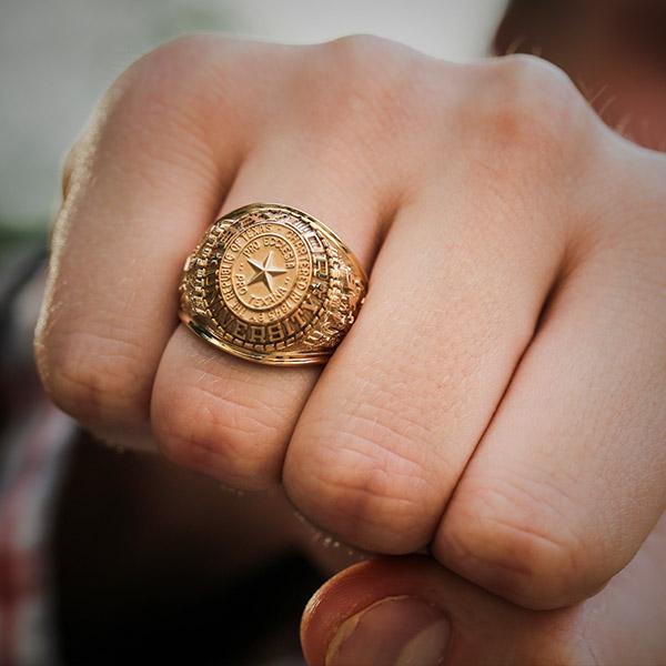 Official Baylor Ring