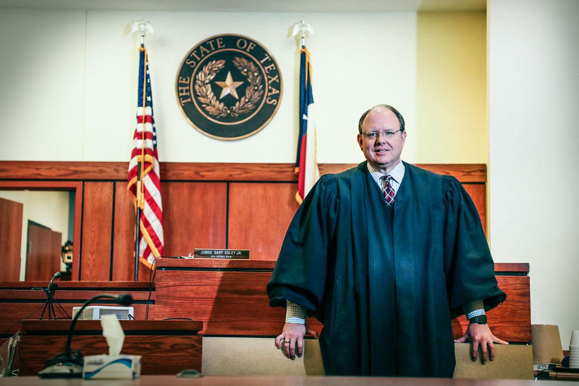 Judge Gary Coley