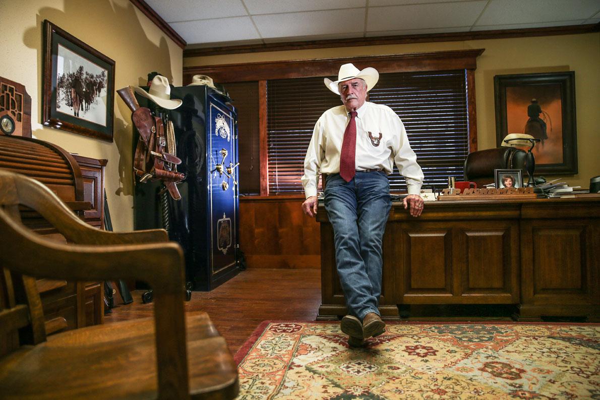 Sheriff Parnell McNamara