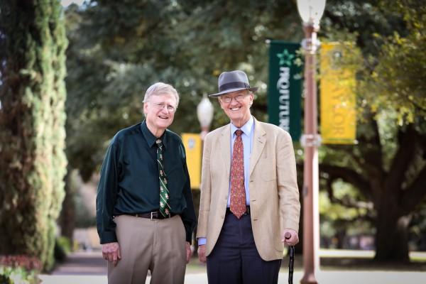Photo of Dr. Pennington and Dr. Hanks> </center> <center><i>L to R: David E. Pennington, PhD and D. Thomas Hanks Jr., PhD</i></center></div><!-- .uiNewsPage-story --></div><!-- .uiNewsPage-story-container --></div><!-- .uiNewsPage --><div class=