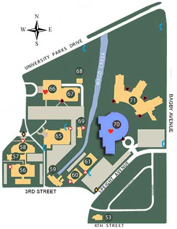 SLC Map