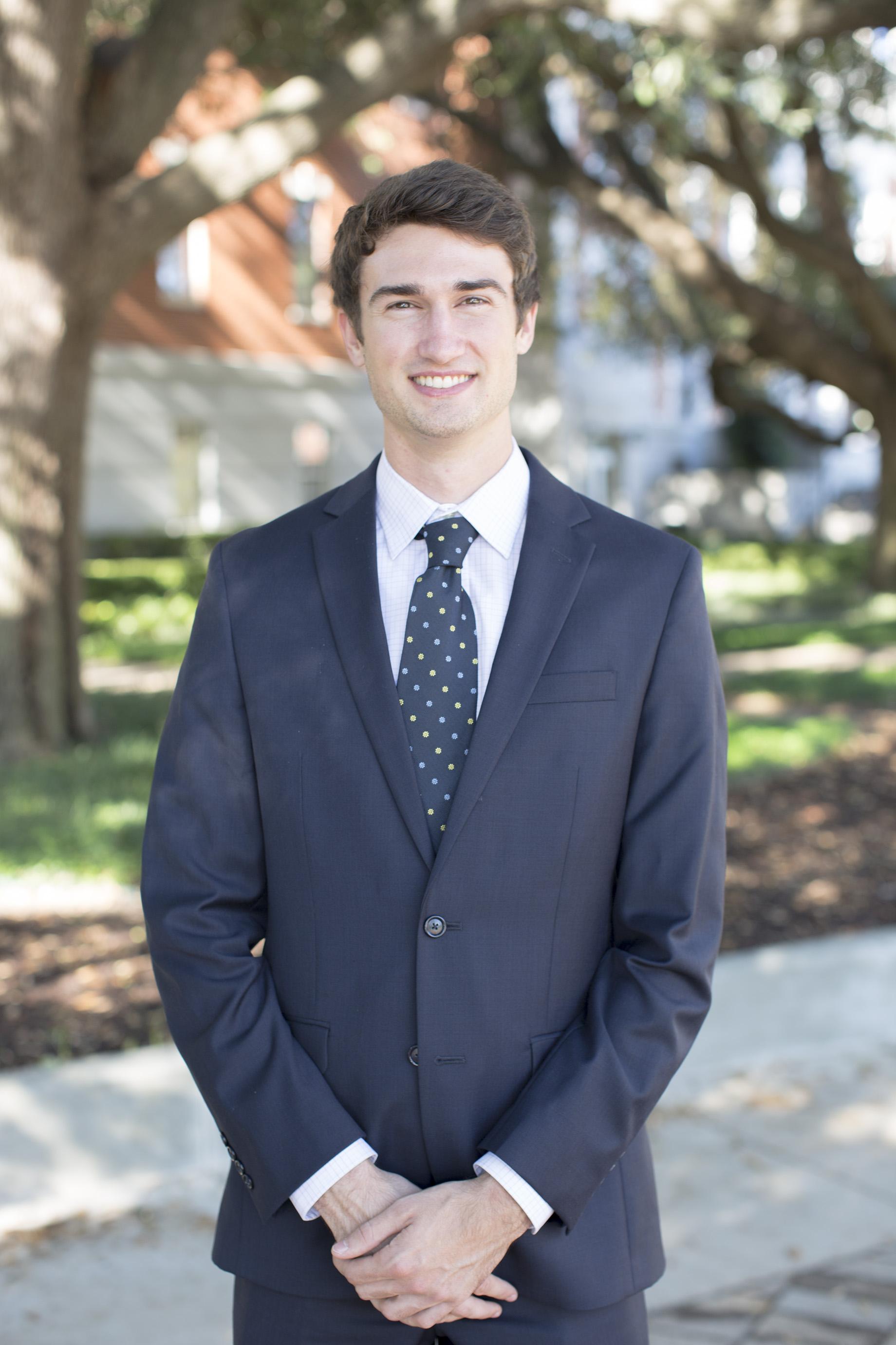 Elijah Tanner, Resident Chaplain