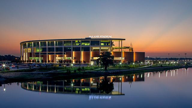 Baylor Stadium & Alumni Center