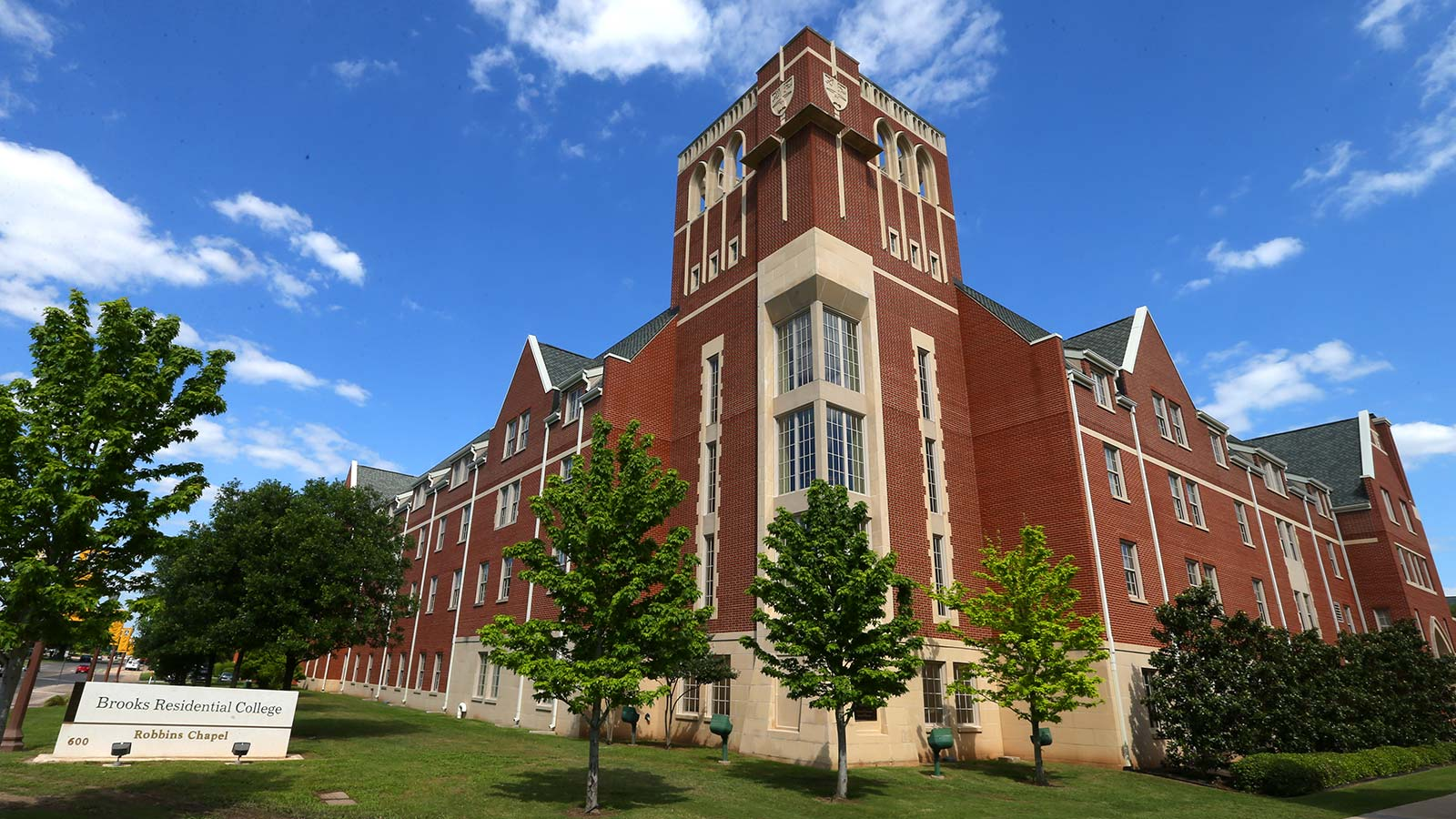 Brooks College is a unique residential college at Baylor University that draws on lasting traditions, and orienting students toward meaningful relationships within a vital intellectual community.
