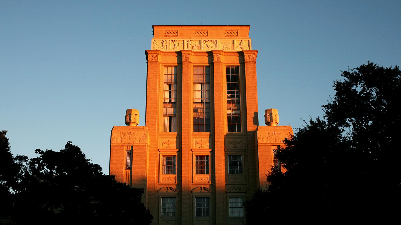 Tidwell Bible Building is a place for research, instruction and worship, a living memorial to longtime Baylor religion professor Josiah Blake Tidwell.