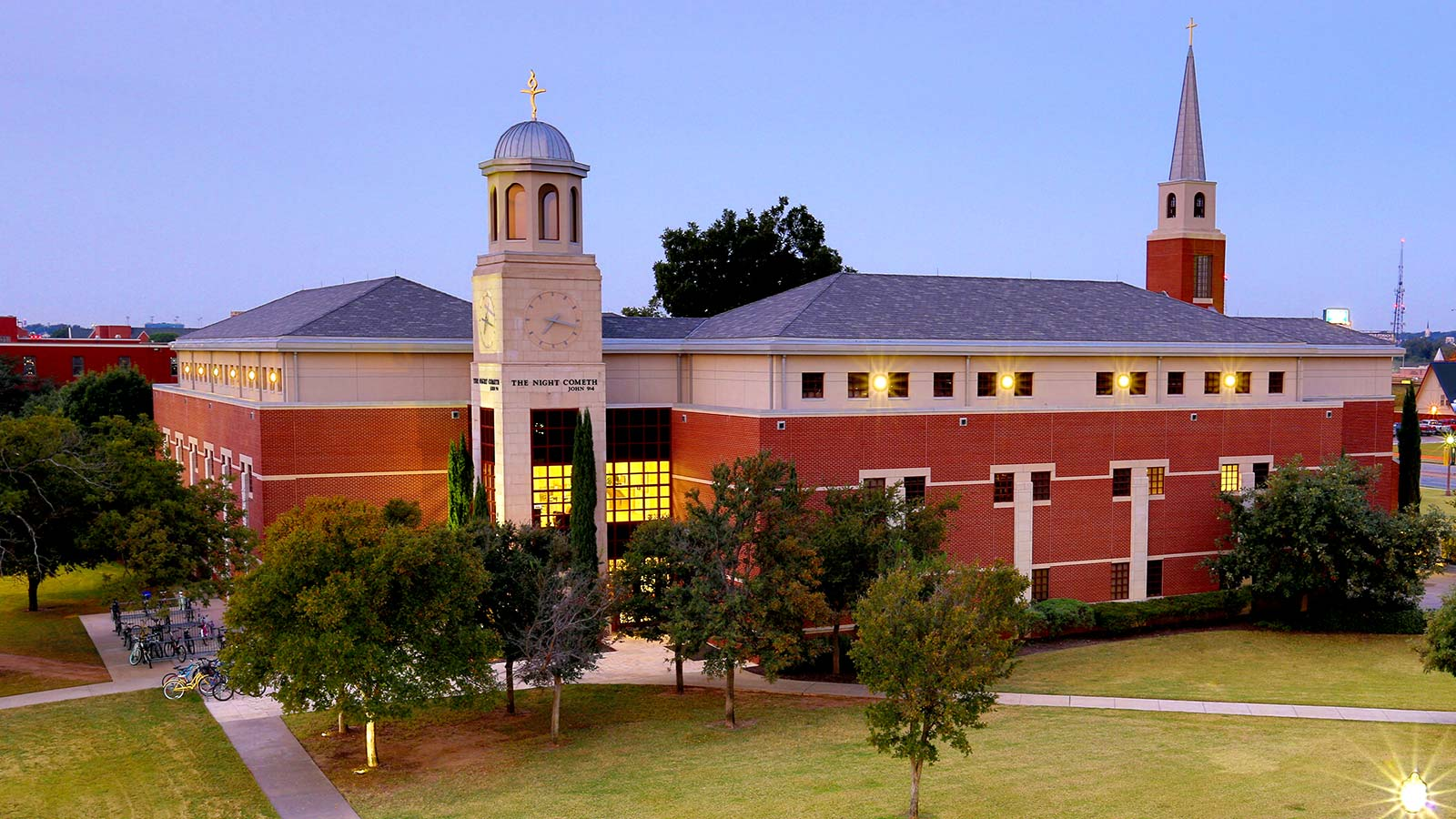 George W. Truett Theological Seminary is a traditional, evangelical seminary committed to our historic Baptist principles.