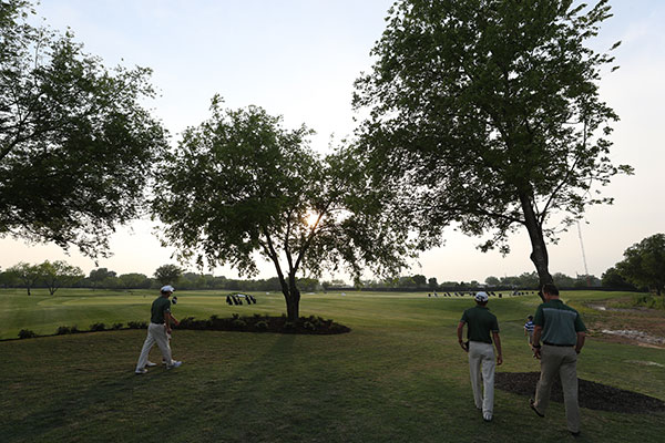 The Billy W. Williams Golf Practice Facility includes a short-game and two putting greens, seven target greens and four separate tee areas located on 16.5 acres on University Parks Drive adjacent to the Willis Equestrian Center.