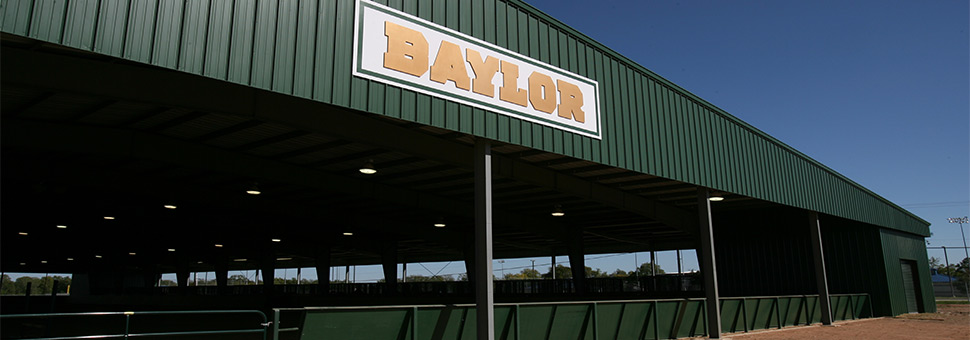 The Willis Family Equestrian Center, named for Baylor graduates Richard (1981 and 1982) and Karen (1985) Willis of Colleyville who provided the lead gift for the project, is located near the Baylor campus.