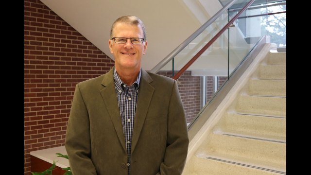 Terrill Saxon Appointed Interim Dean of Baylor's School of Education