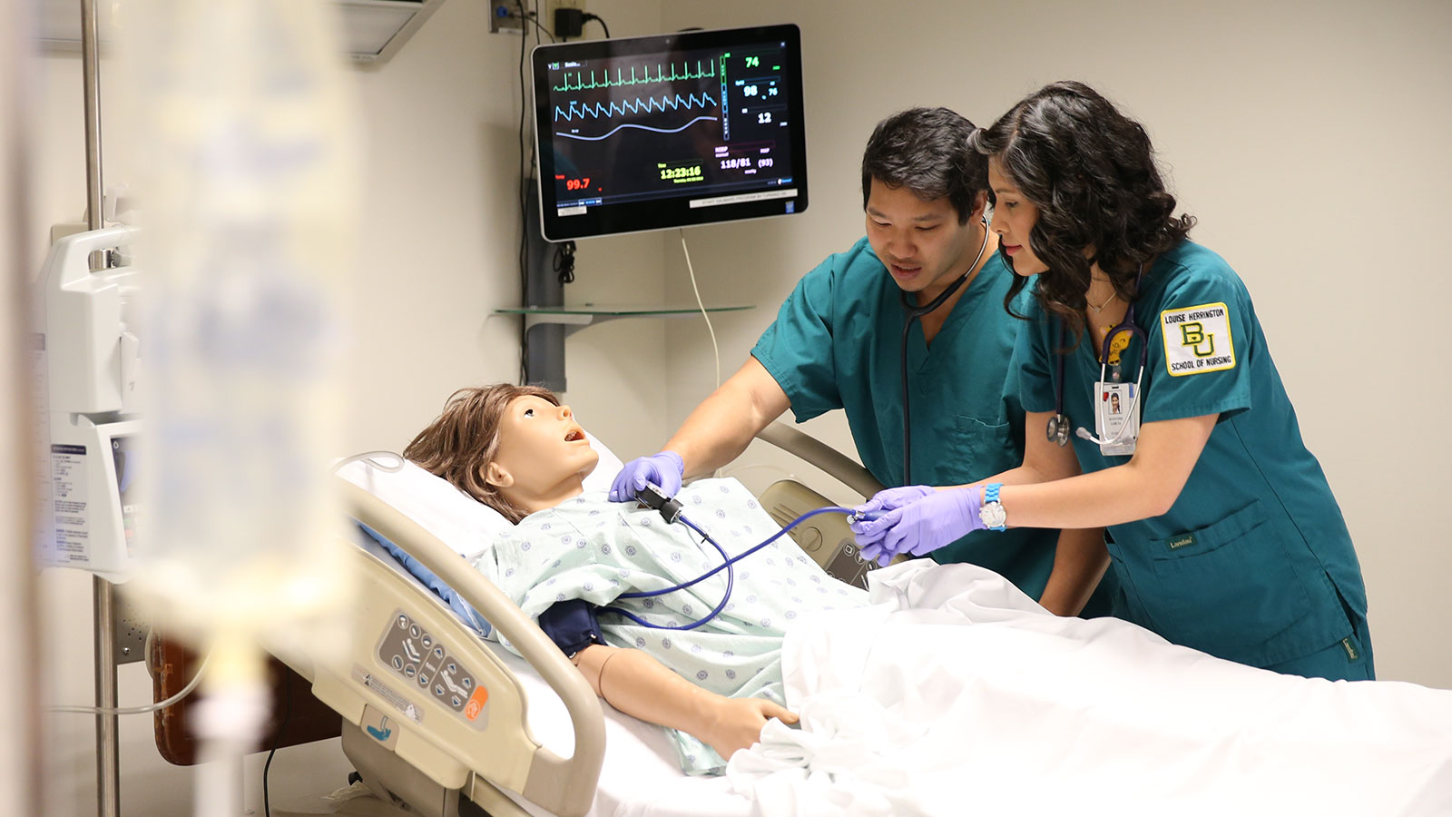 Within a Christian community, the Louise Herrington School of Nursing prepares nurses for professional practice, health care leadership and service to society.