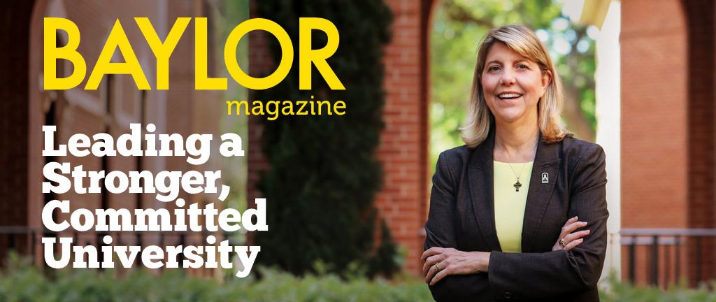 Baylor Magazine's Summer 2017 edition