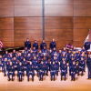 U.S. Coast Guard Band Performs at Baylor on Annual Tour