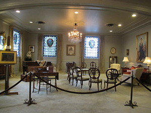 Elizabeth Barrett Browning Salon