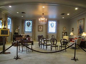 Elizabeth Barrett Browning Salon