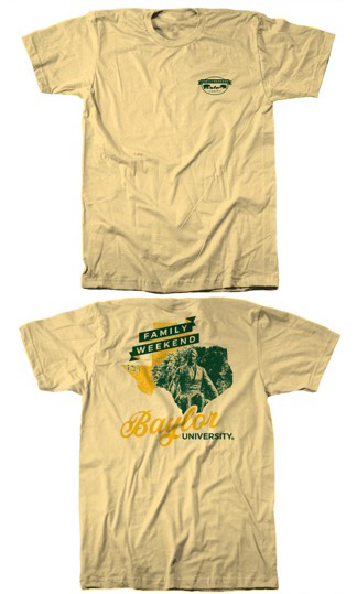 Family Weekend Apparel - Judge Baylor
