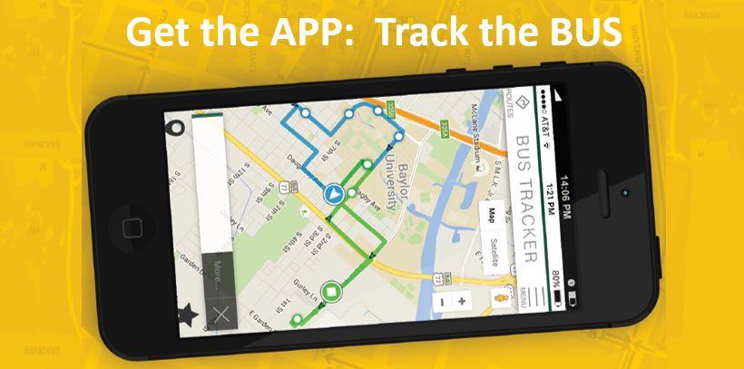 BUS GPS Tracker App Promo
