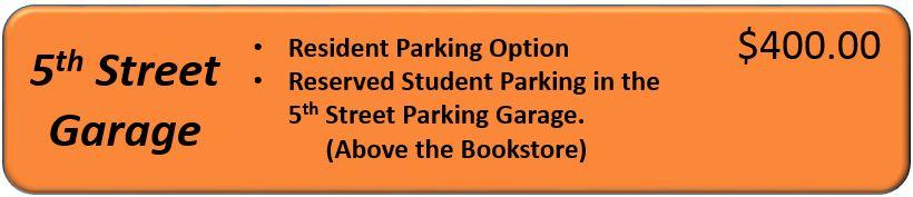 5th Street Garage Button