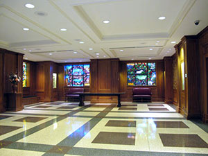 Cox Reception Hall Table