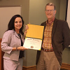 Dr. Tamara Hodges Named Baylor Outstanding Faculty