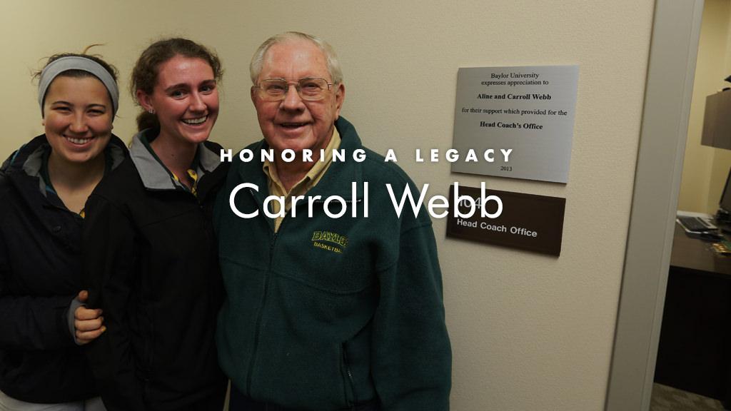 In Memory of Carroll Webb