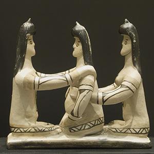 Karaja figurines