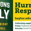 [Traditions Rally Hurricane Relief graphic]